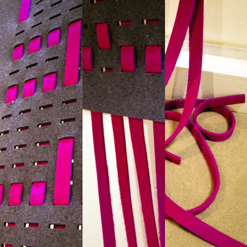 Loom by Meric Kara SaloneSatellite Milan Design Week