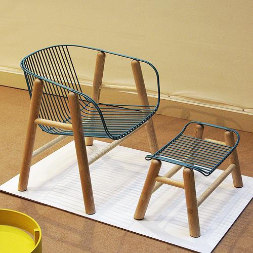 Rui Alves at SaloneSatellite Milan Design Week