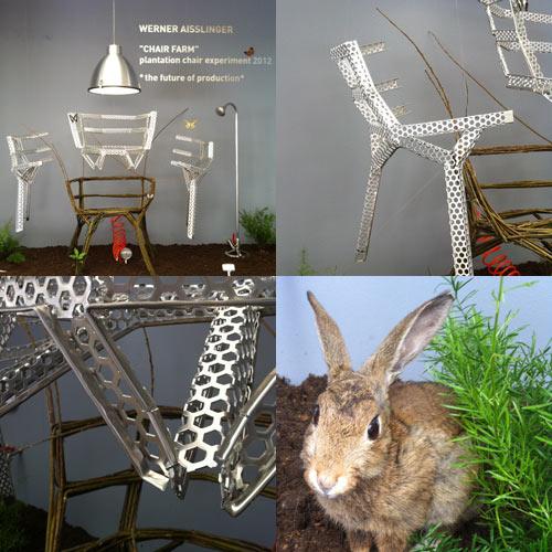 Werner Aisslinger Chair Farm