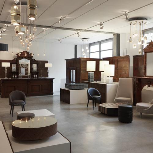 Lee Broom's Public House at Milan Design Week