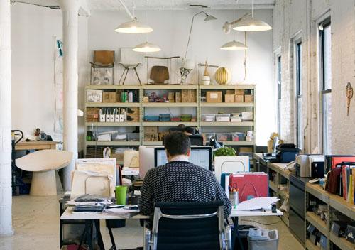 David Weeks Studio for Design Milk3/14/12PHOTO CREDIT:  Kate Glicksberg