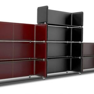 New Element Shelving System by Brad Ascalon for FASEM