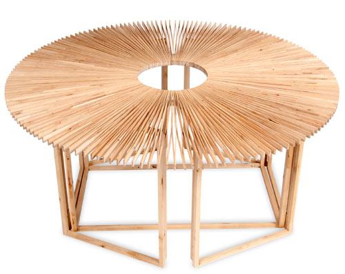 FAN Table By Mauricio Affonso ...