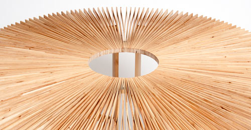FAN Table by Mauricio Affonso in main home furnishings  Category