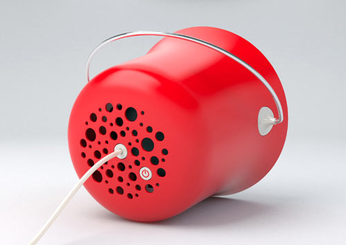 FFFFFF!!! Fan by Ivan Colominas and Marco Fossati in technology main home furnishings  Category
