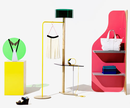 Objet Coloré by Fabrica for Benetton in style fashion news events interior design  Category