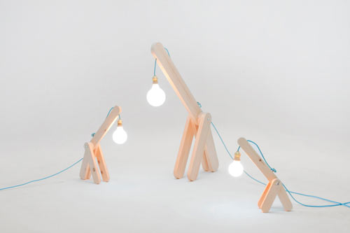 GIFU Family of Lamps in home furnishings  Category