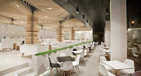 Graffiti Cafe by studio MODE