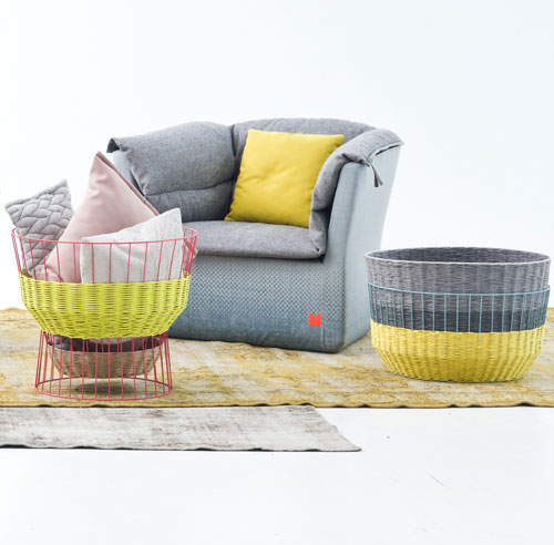 Sebastian Herkner for Moroso in home furnishings  Category