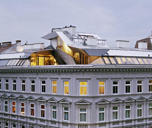 Loft Renovation by Lakonis Architekten