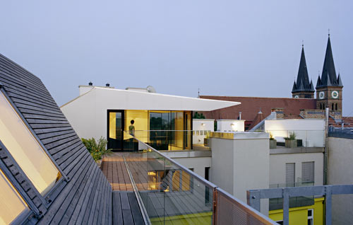 Loft Renovation by Lakonis Architekten in main architecture  Category