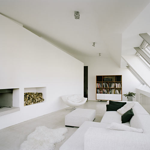Loft Renovation by Lakonis Architekten in architecture  Category
