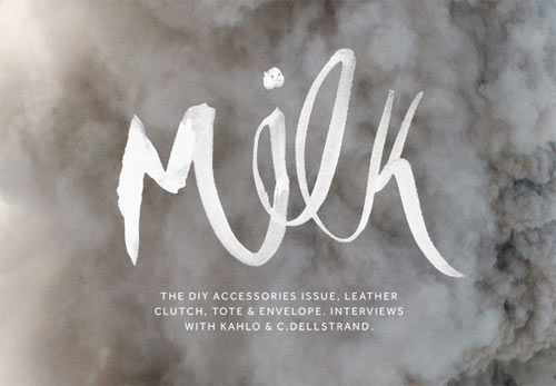 <em>Milk</em> by Natasha Mead
