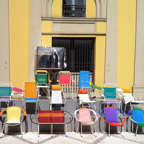 Marni Chairs Milan Design Week