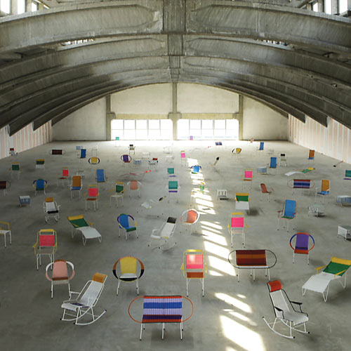 Marni Chairs at Milan Design Week in news events home furnishings  Category