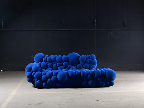 The Mutation Series Is Being Presented At Salone Del Mobile 2012 In Milan.