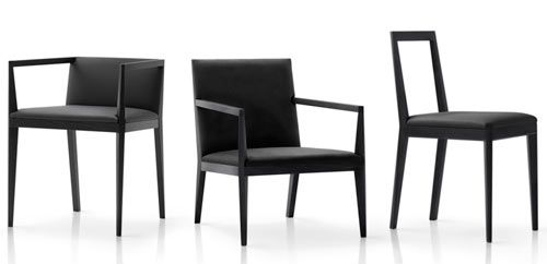 black&black Collection from K% for Nendo in main home furnishings  Category