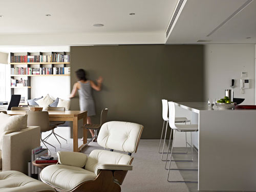 Docklands Apartment by Nexus Designs in main interior design  Category