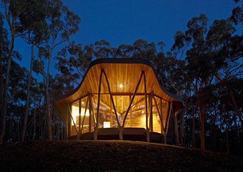 Trunk House by Paul Morgan Architects in main architecture  Category