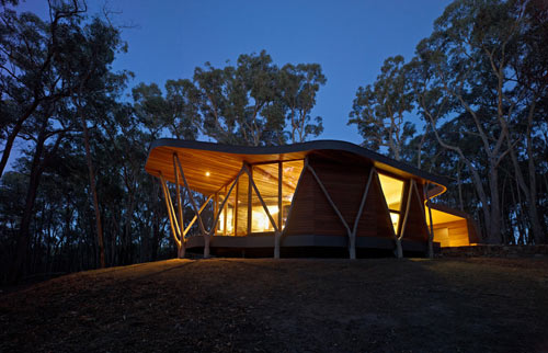 Trunk House by Paul Morgan Architects in architecture  Category
