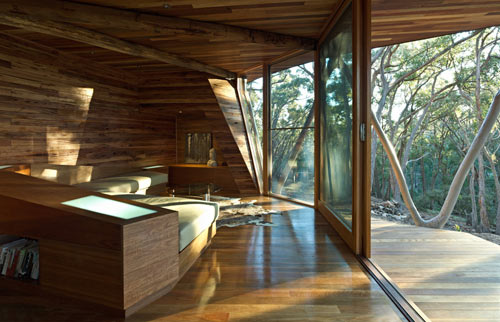 """backReturn to """"Trunk House by Paul Morgan Architects"""""""
