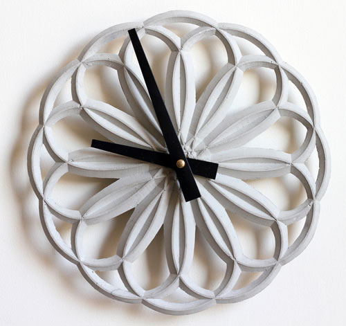 Para Clocks by LeeLABS in technology main home furnishings  Category