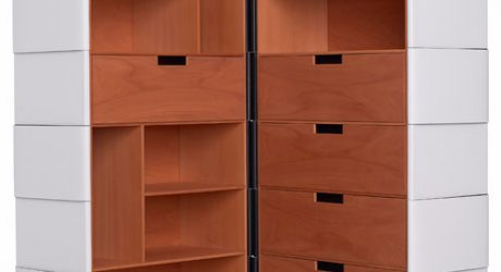 Chameleon Cupboard by Front for Porro