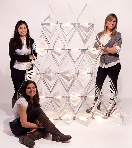 Prototyping the Domestic Environment by RISD Students in main interior design home furnishings art  Category