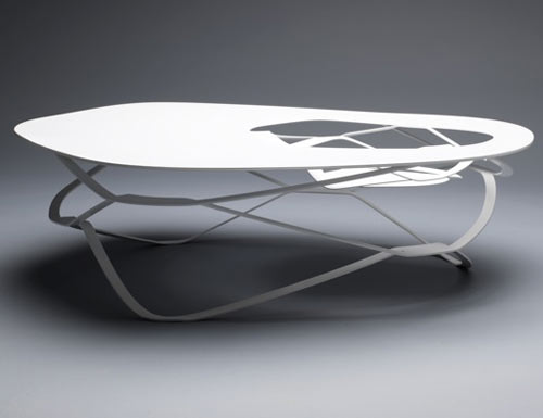 Curl Tables by Constanze Schweda in main home furnishings  Category