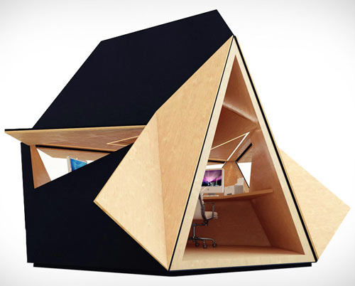 Tetra Shed in architecture  Category