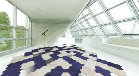 Scale Living Collection by Vorwerk Carpet