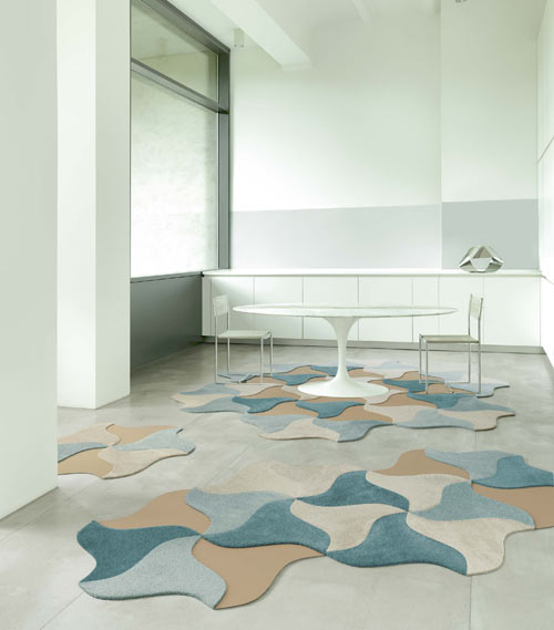 Scale Living Collection by Vorwerk Carpet in main interior design home furnishings  Category