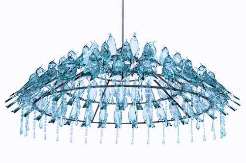 Bird poop chandelier by wyatt little design milk bird poop chandelier by wyatt little aloadofball Gallery