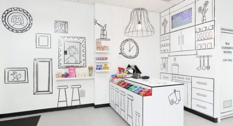 The Candy Room by Red Design Group