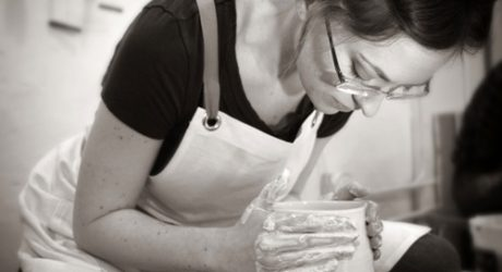 A Day in the Life of Lisa Jones of Pigeon Toe Ceramics