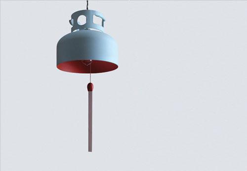 BBQ Lamp by La Firme