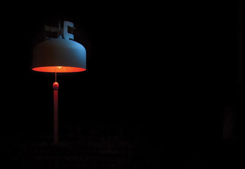 BBQ Lamp by La Firme in main home furnishings  Category