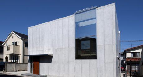 K-House by Hugo Kohno Architect Associates
