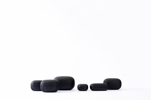Lacquered Paper Objects by Nendo in art  Category
