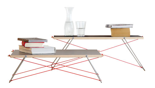 NEWS HUB | Paul & Paula Side Tables by Matthias Ferwagner | art and design news