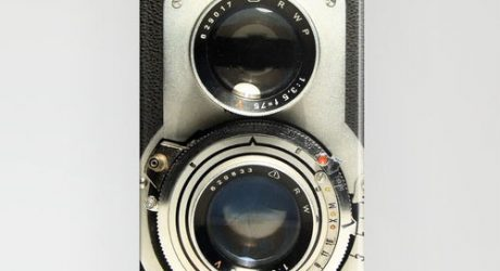 Fresh From The Dairy: Vintage Cameras