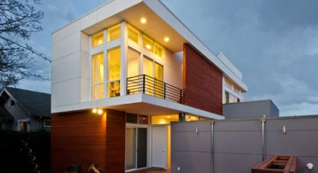 Seattle Home by Pb Elemental
