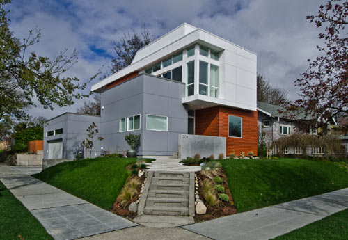 Seattle Home by Pb Elemental