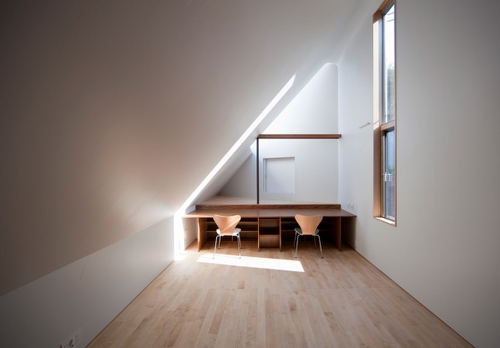 House in Shirogane by Okuna Architects in main architecture  Category