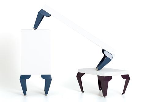 Stage Legs by Noddy Boffin
