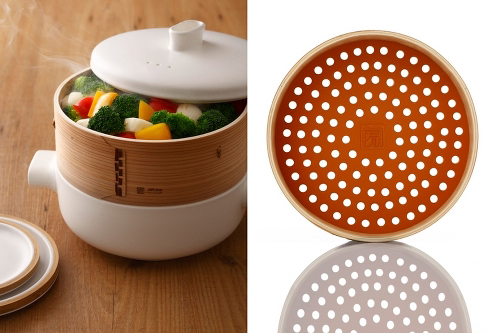 Skim Milk: Steamer Set by Office for Product Design for JIA Inc. in style fashion main  Category