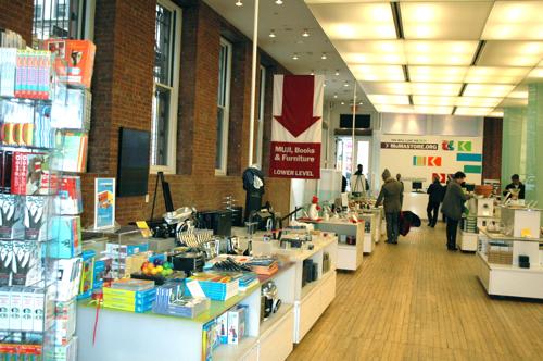 A Visit to the MoMA Design Store - Design Milk