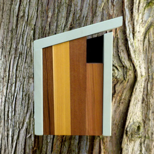 Modern Birdhouses from Twig & Timber in home furnishings  Category