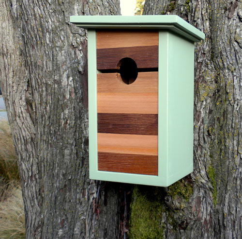 Modern Birdhouses from Twig & Timber in main home furnishings  Category