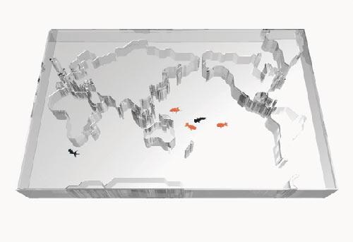 World Trip by Takuro Yamamoto Architects